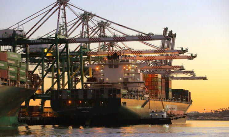 Port Of Los Angeles Tariffs Take Toll On October Volumes 1