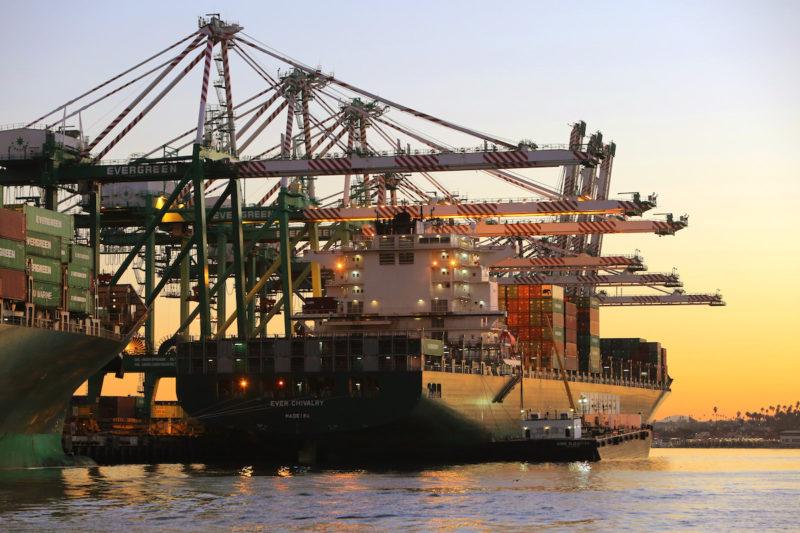 Port Of Los Angeles Tariffs Take Toll On October Volumes 5
