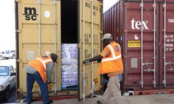 MSC Delivers 200 Containers Of Vital Supplies For Bahamas Hurricane Relief 11