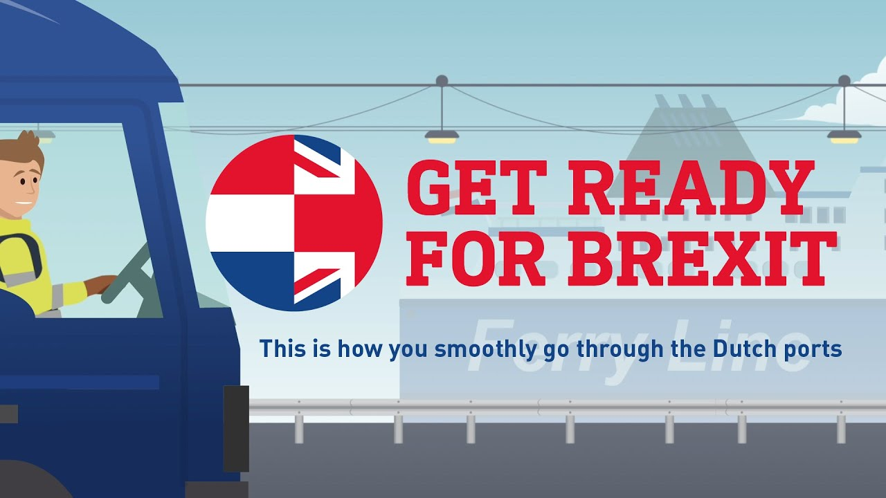 Port Of Rotterdam Authority Scales Back Brexit Measures