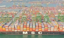 MSC Isabella – The 23,656 TEU Giant Becomes Largest Container Ship To Call Port Of Singapore 15