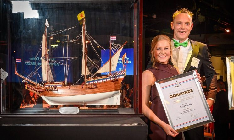 """Concordia Damen Wins """"Ship Of The Year"""" 1"""