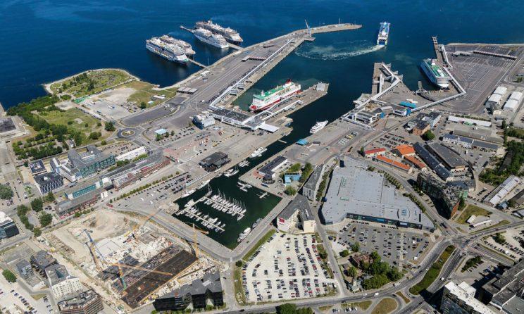 Port Of Tallinn To Construct An Environmentally Friendly Cruise Terminal 1