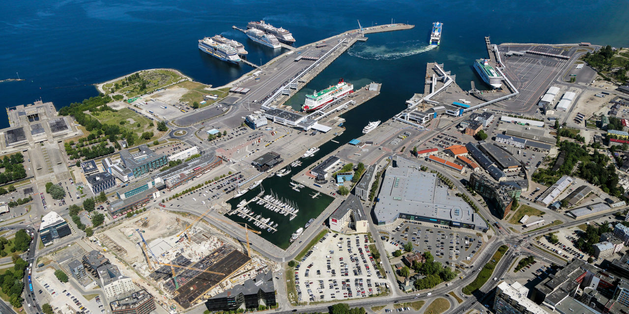 Port Of Tallinn To Construct An Environmentally Friendly Cruise Terminal 1