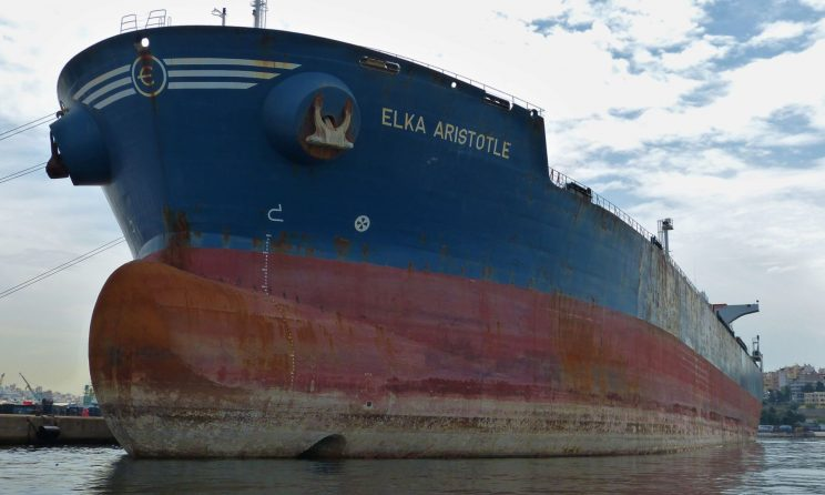 Pirates Board Bulk Carrier At Anchor, Abduct 9 Crew Members