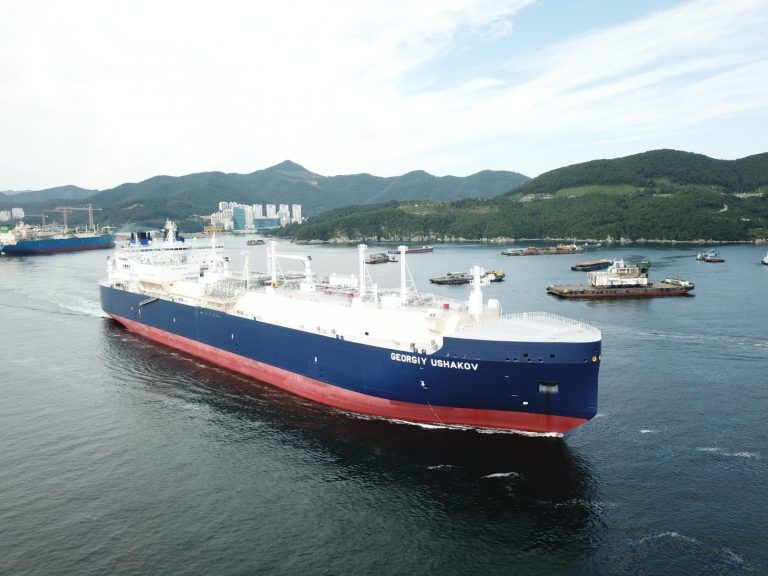 Teekay Receives Fifth Of Six Arc7 Ice-Breaking LNG Newbuilds