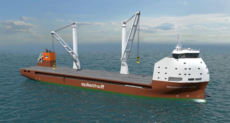 Wärtsilä Solutions To Make New State-Of-The-Art Vessels Super-Efficient 5