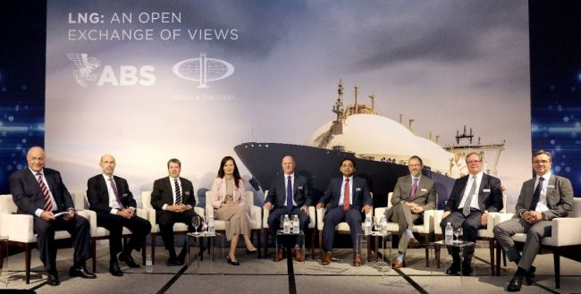 LNG Both As Cargo And Fuel Is A Powerful Evolutionary Driver – ABS and Poten & Partners