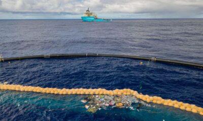 The Ocean Cleanup Chooses DNV GL To Verify Origin Of Their Ocean Plastic
