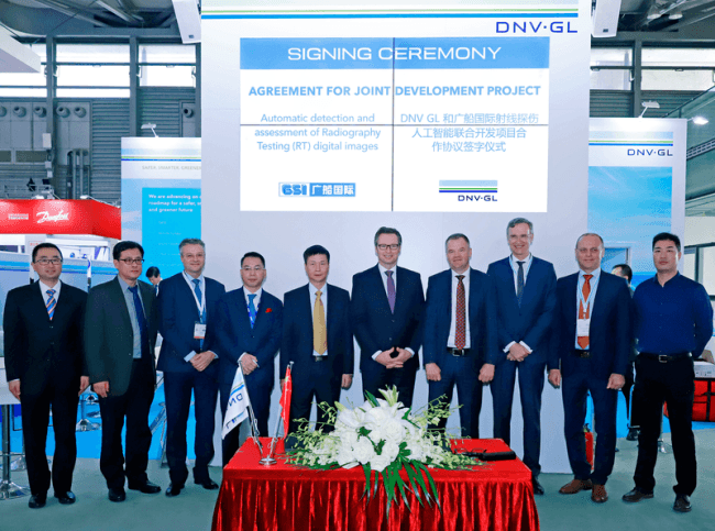DNV GL And GSI Cooperate On AI-Based Solution To Improve Welding NDT Efficiency