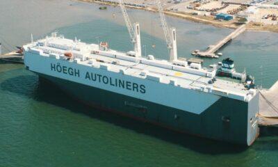 Höegh Autoliners Fights Corruption Through Collaboration