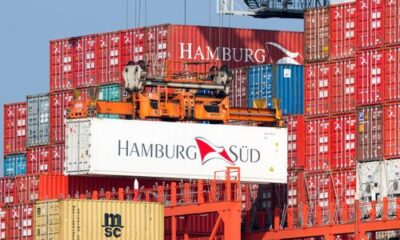 Hamburg Süd Launches Remote Container Management For Reefer Container Shipments