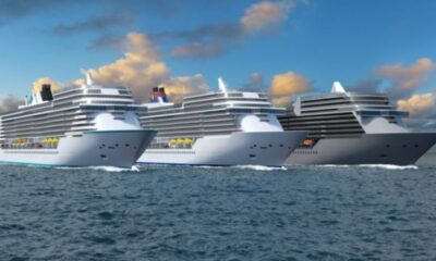 Dream Cruises Launches New Series Of Universal Class Ships & Lays Keel For Second Global Class Ship