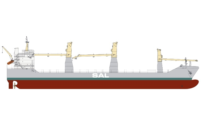 SAL Welcomes Three Heavy Lift Vessels With 800t Capacity To Its Fleet 7