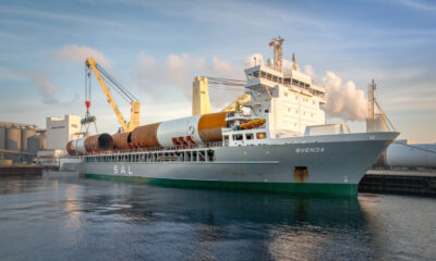 SAL Heavy Lift Becomes World's First With New Emissions Reduction Technology 23