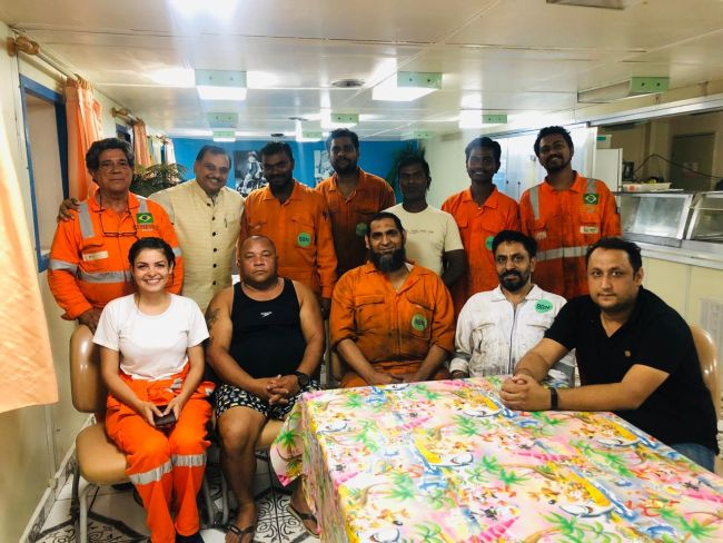 Human Rights At Sea Receives Video Message Of Solidarity From 11 Seafarers In 8 Languages