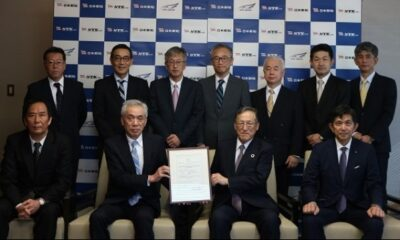 ClassNK Certifies NYK Group Ship Management Company's Cyber Security Management System 23