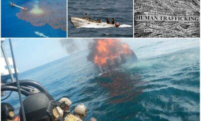 Maritime Crimes