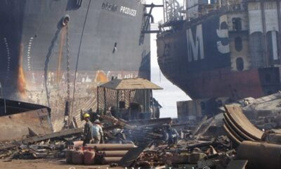 Global Ban On Exporting Hazardous Waste To Developing Countries Becomes Law 19