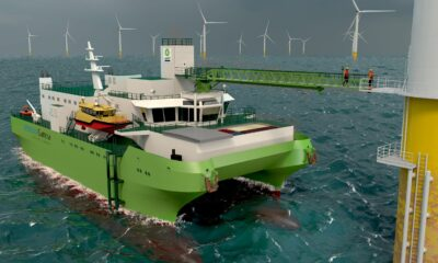 DEME Lays Keel Of First Dedicated Service Operation Vessel For Offshore Wind Farm Maintenance 21