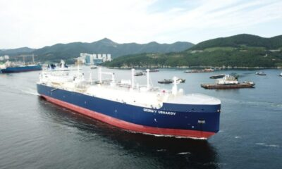 Yamal LNG Receives All Fifteen Arc7 Ice-Class Tankers 15