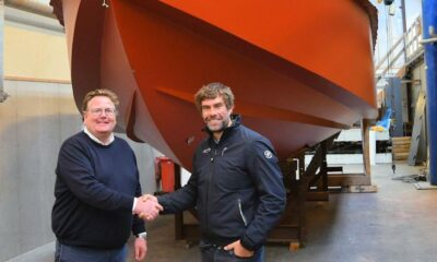 World's First Zero Emissions Workboat To Be Developed By Artemis & Tuco