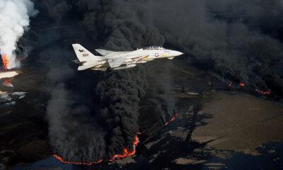 Gulf War Of Oil Spill