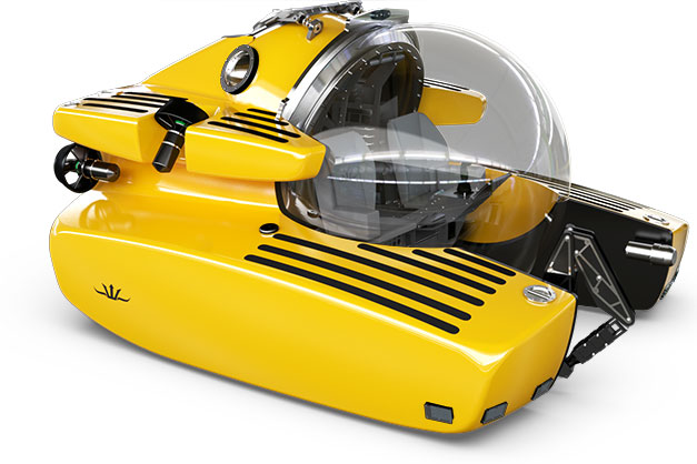 VAS personal Submarine