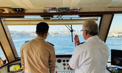 Merchant Navy Officer Ranks