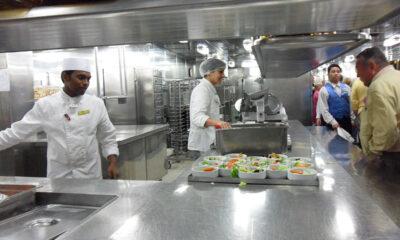 Food Provision On Merchant Ships