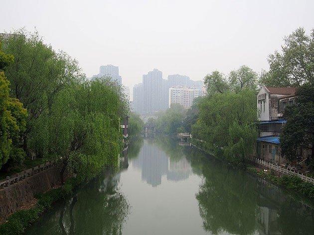 The Beijing Hangzhou Grand Canal