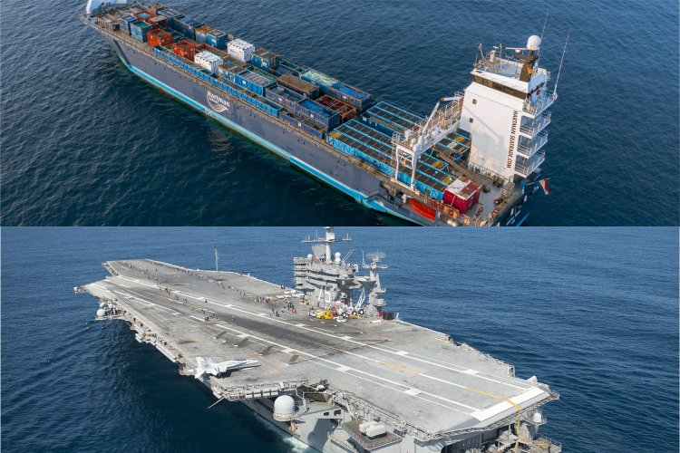 Difference Between Merchant Navy And Defence Navy