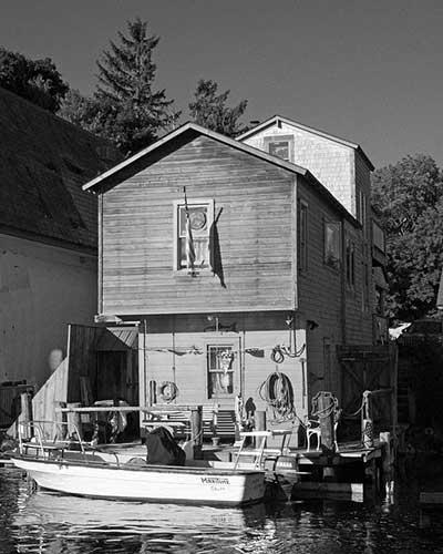 Shanty Boats