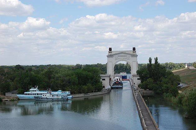 Volga Dan Canal