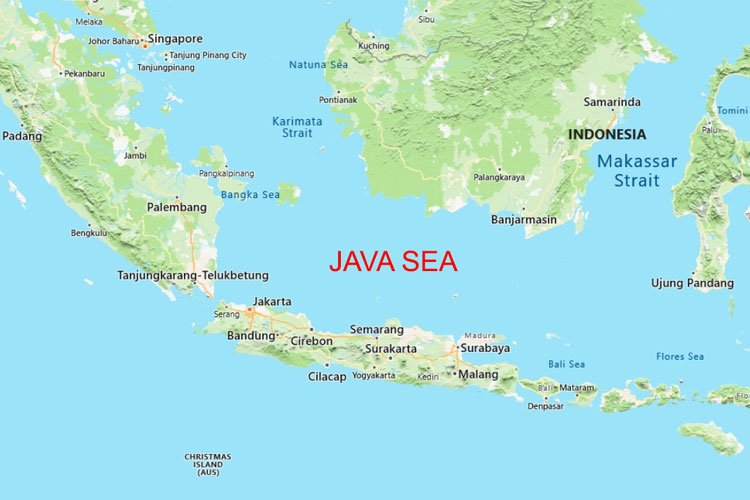 Interesting Facts About Java Sea