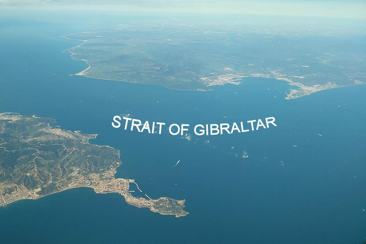 15 Interesting Facts About The Straits of Gibraltar