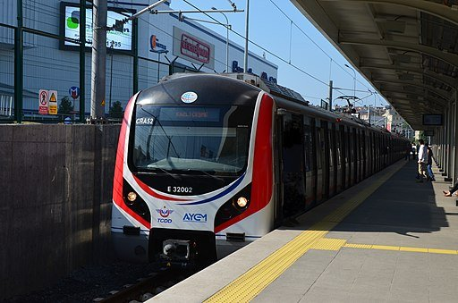 Marmaray Station