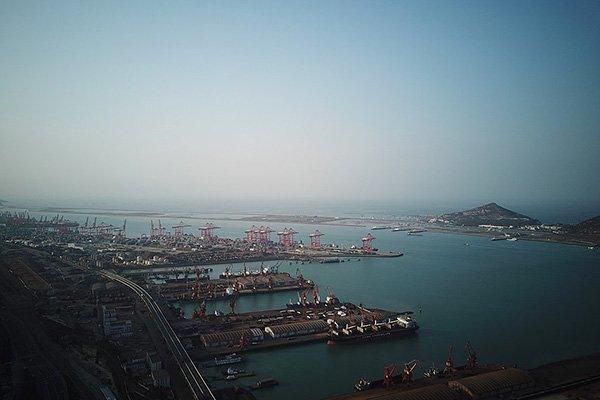 Port of lianyungang