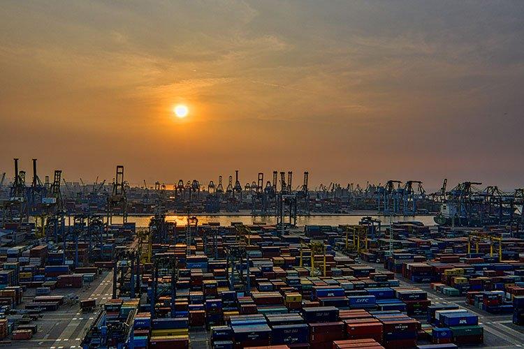 13 Major Ports in China