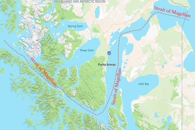 Strait of Magellan: All you need to know