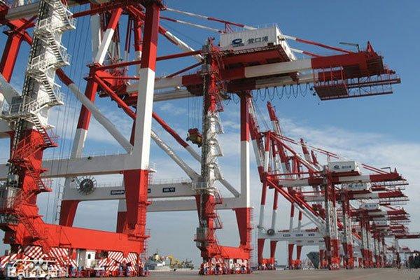 Port of Yingkou