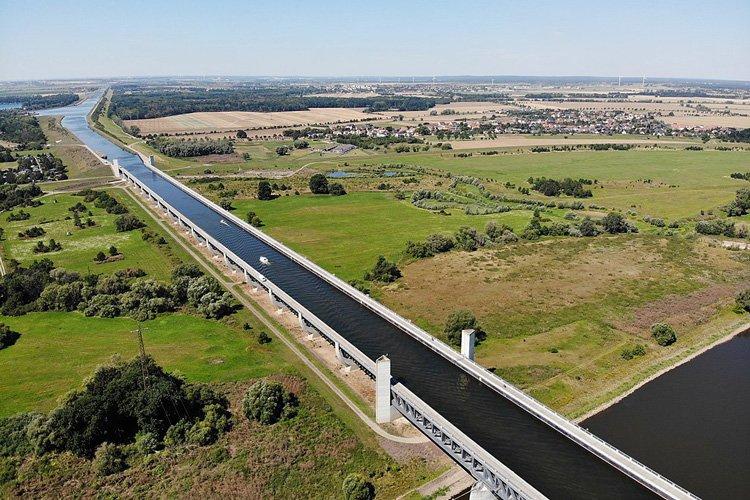 Magdeburg Navigable Aqueduct i