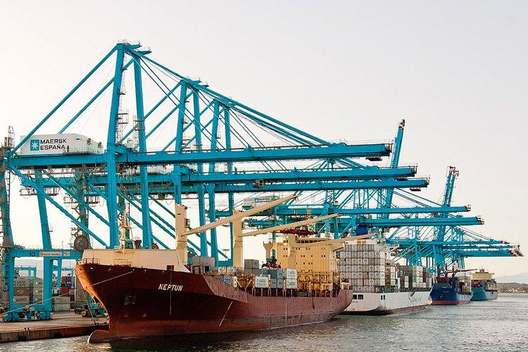 Port of Algeciras: Ports in Spain