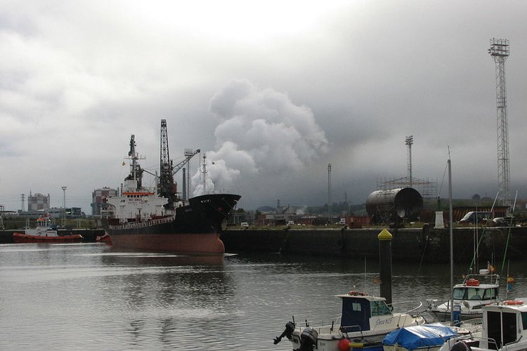 Port of Aviles