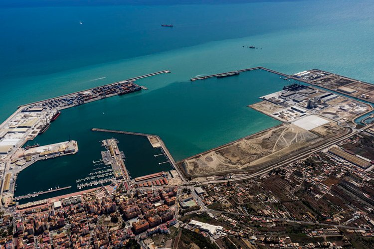 Port of Castellon