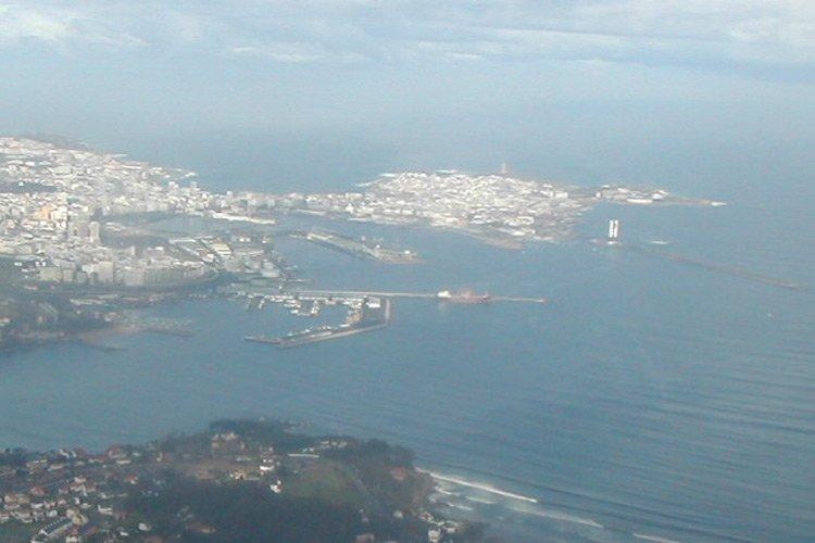 Port of Coruna