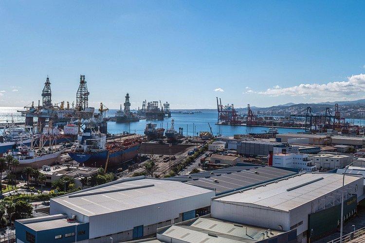 Port of Las Palmas