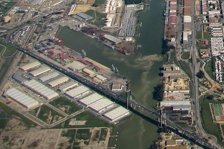 Port of Seville