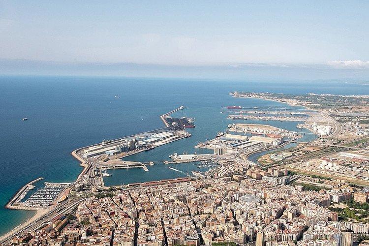 Port of Tarragona