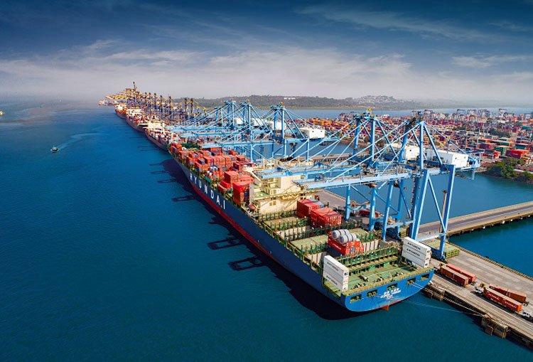 Jawaharlal Nehru Port: Ports in India